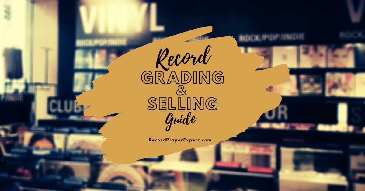 featured record grading and selling guide