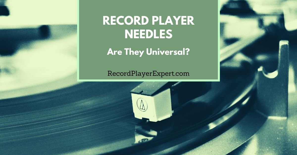 featured are record player needles universal